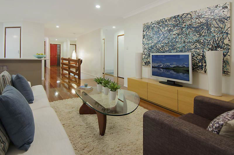 Property Styling Lounge Room